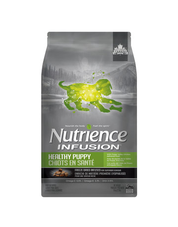 Nutrience Nutrience infusion chiot 10kg -