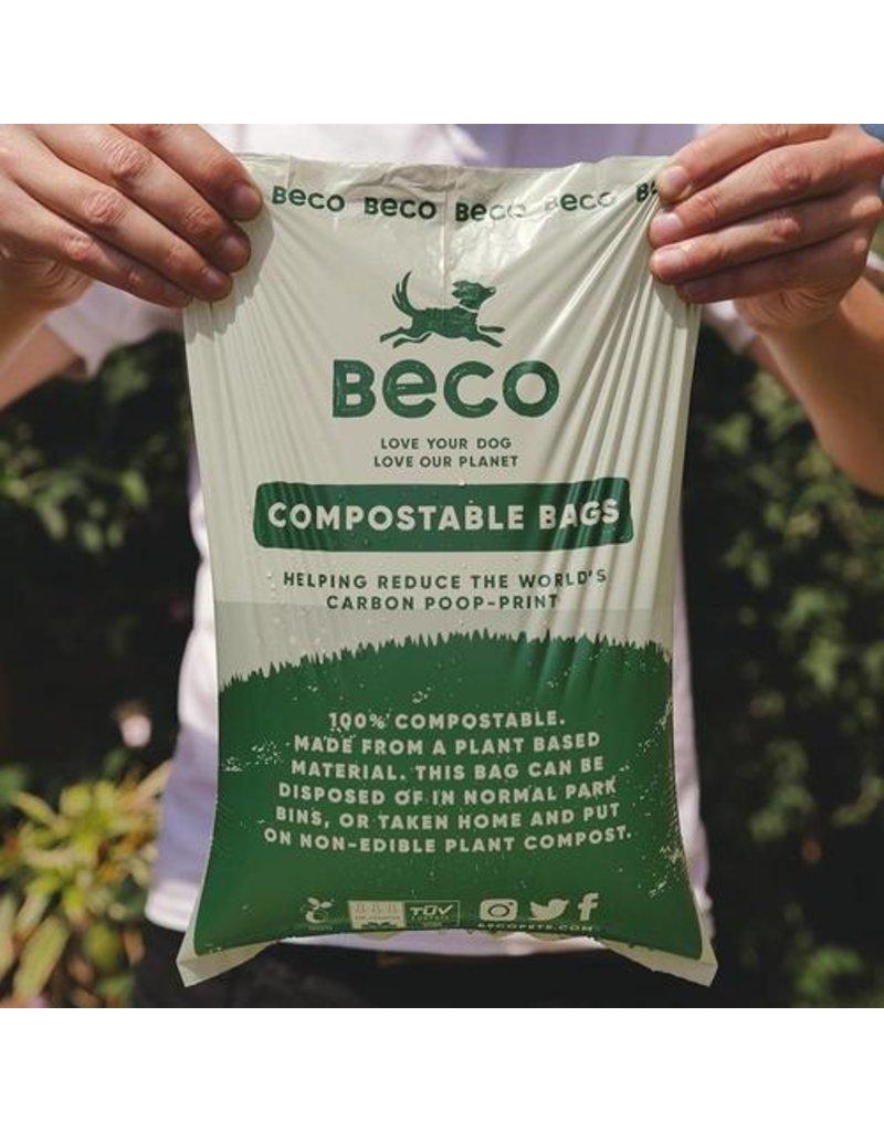 Beco Beco sacs compostables unitaires 12 sacs (64) //