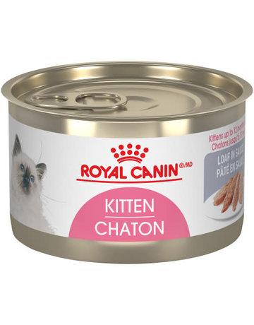 Royal Canin Royal canin pâté en sauce chaton 145g (24)