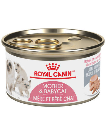 Royal Canin Royal canin mousse en sauce mère et bébé chat 145g (24)