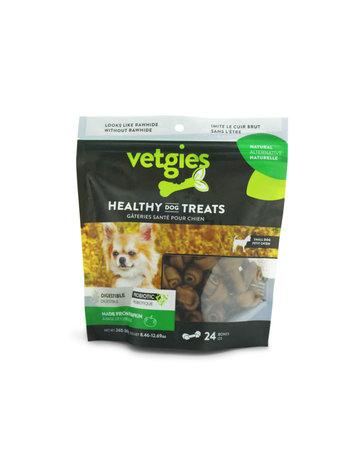 Vetgies Vetgies mini os pour petits chiens 24 unités -