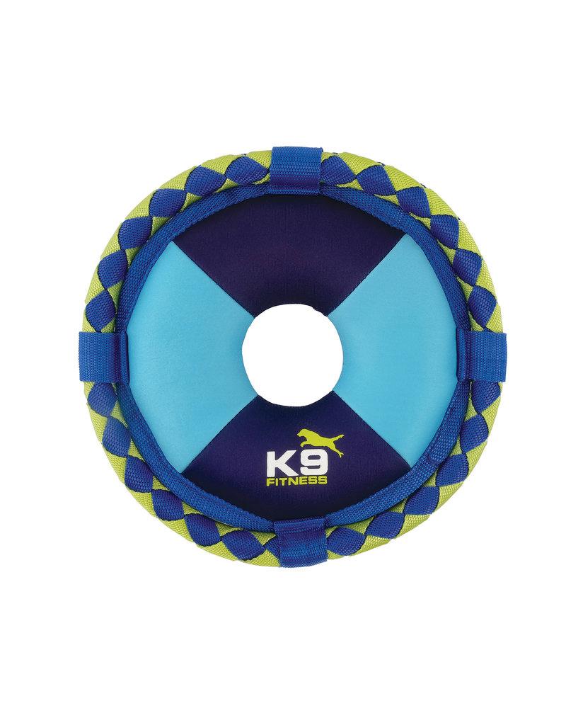 Zeus Zeus jouet hydro K9 disque tressé 22cm ====