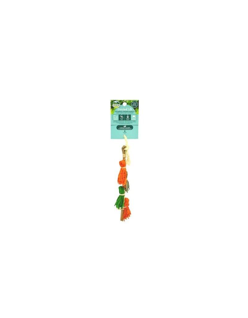 Oxbow Oxbow jouet tissé coloré à suspendre //