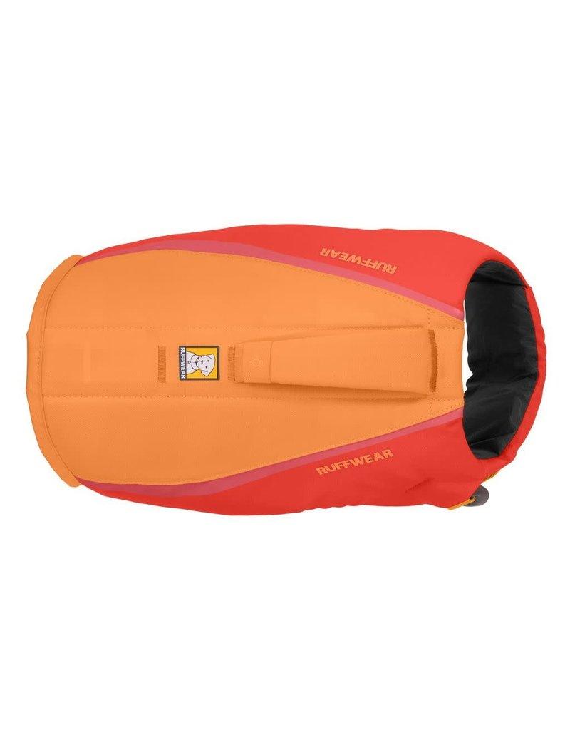 Ruffwear Ruffwear veste de flottaison rouge sumac