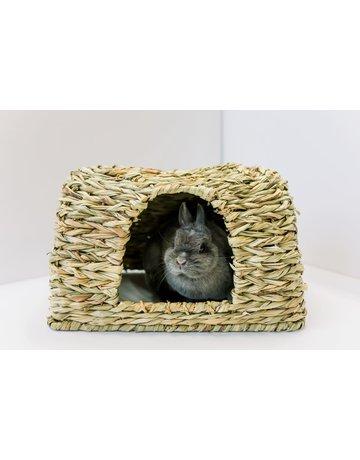 Les petits lapins d'amour Les petits lapins d'amour cabane en foin //