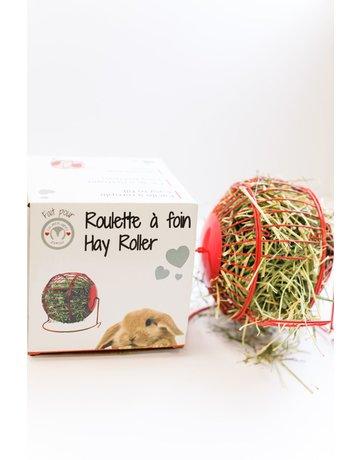Les petits lapins d'amour Les petits lapins d'amour roulette à foin //