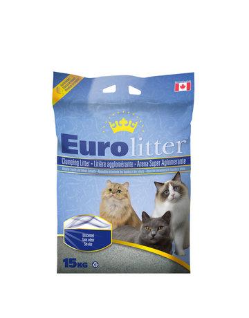 Euro Litter Euro Litter 15 kg sans odeurs