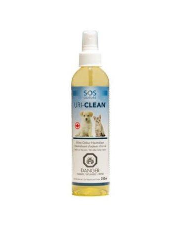 sos odeur SOS odeurs uri-clean 250ml //