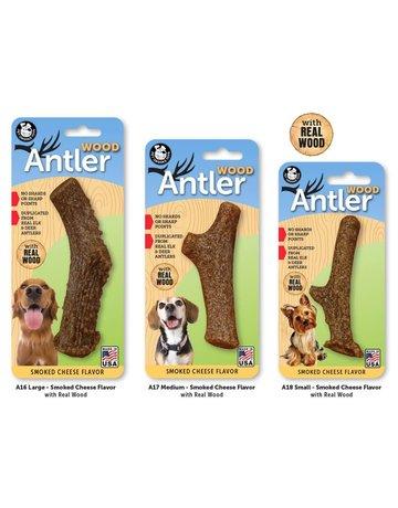 Wood antler Wood antler grand //