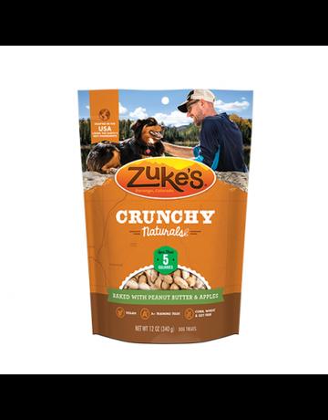 Zuke's Zuke's crunchy naturals beurre d'arachide et pommes 12 oz. -
