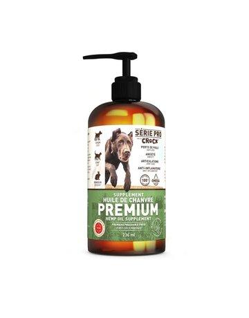 Crocx Crocx huile de chanvre Pro 236ml