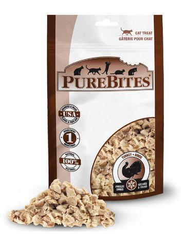 Purebites Purebites dinde chat 14g