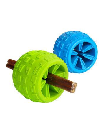 Cycle Dog Cycle Dog roller vert large 3.5'' de diamètre ///