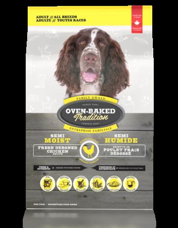 Oven-baked Ovenbaked nourriture semi-humide pour chien au poulet 20lb -