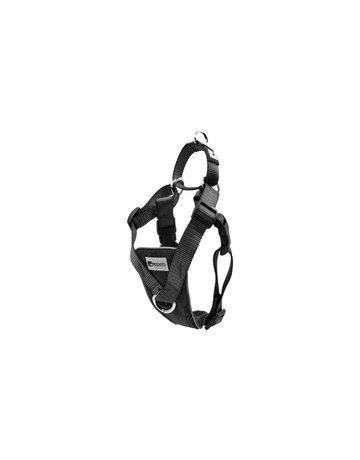 RC Pet harnais tempo no-pull noir large -