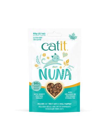 Catit Catit nuna protéines mélange d'insectes  60g //