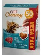 Catit creamy régal crémeux thon 50 x 15g