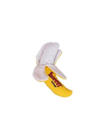 Ducky world Ducky world jouet herbe à chat banane épluchée  -12-
