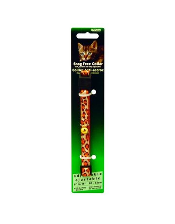 Burgham Burgham collier anti-accroc Leopard //