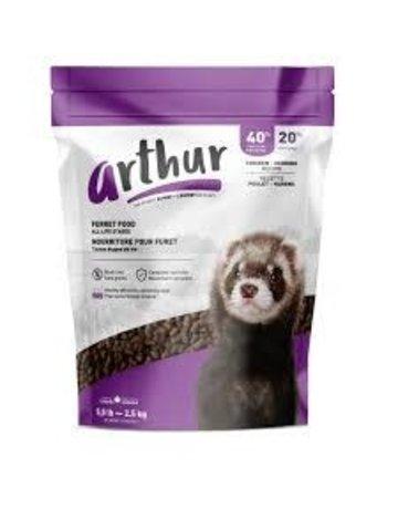Arthur Arthur nourriture pour furet 8kg