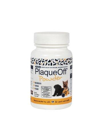 Plaque Off Plaque off pour chiens et chats poudre dentaire 60g