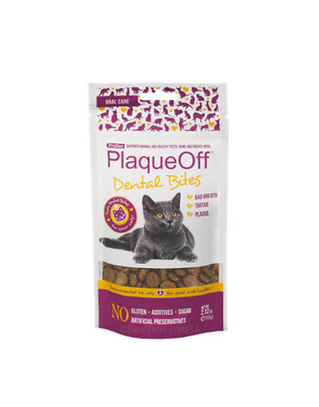 Plaque Off Plaque Off bouchées dentaires pour chats 85g