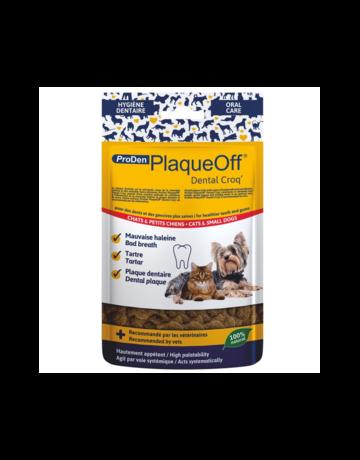 Plaque Off Plaque Off bouchées dentaires pour chats et chiens 85g