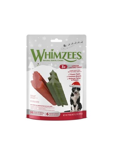 Whimzee Whimzees moyen hiver (6)//,