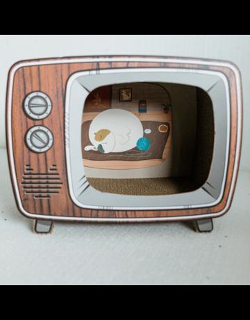 Les petits lapins d'amour Les petits lapins d'amour le maison de carton TV