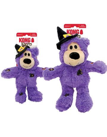 Kong Kong Halloween wild knots bear moyen/grand //,