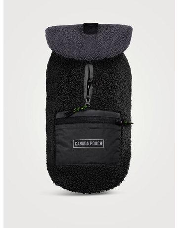 Canada pooch Canada Pooch cool factor hoodie noir/gris