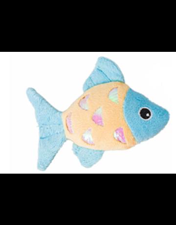 Spot Spot jouet rempli d'herbe aux chats poisson//