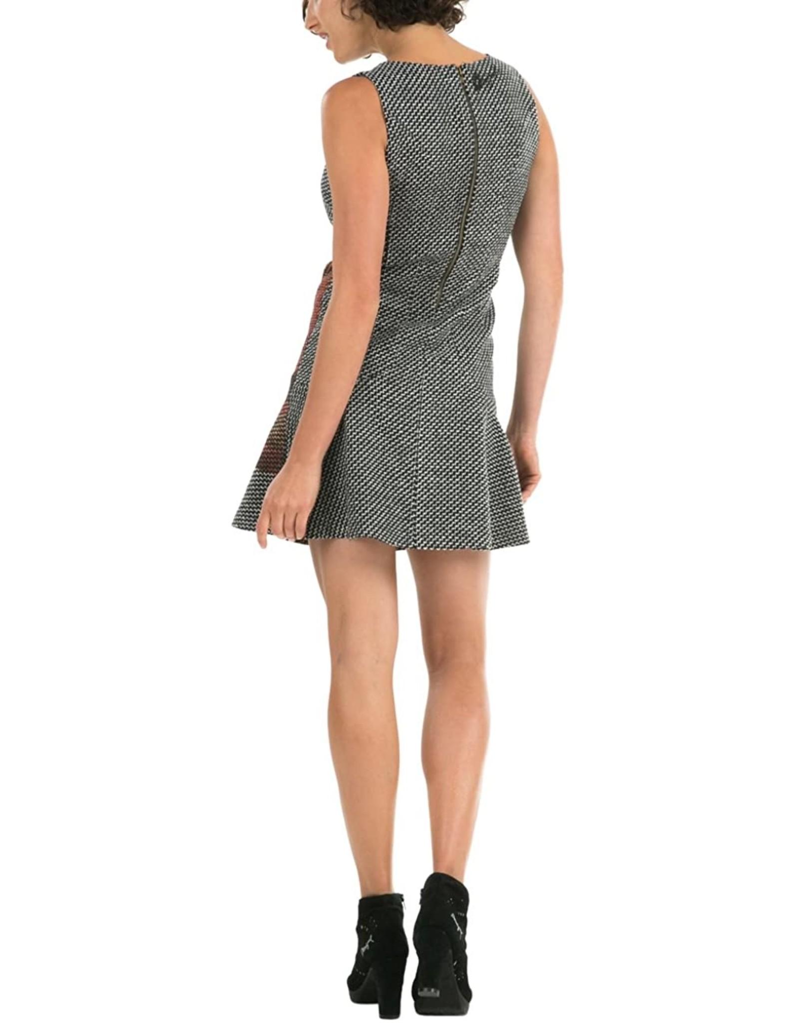 DESIGUAL 58V28H5 DRESS