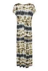 CREAM 10606156 LONG DRESS