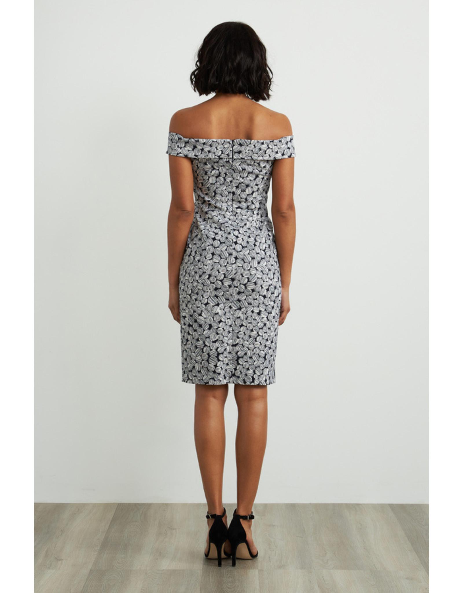 JOSEPH RIBKOFF 211442 dress