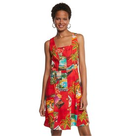 DESIGUAL 21SWVW89 DRESS