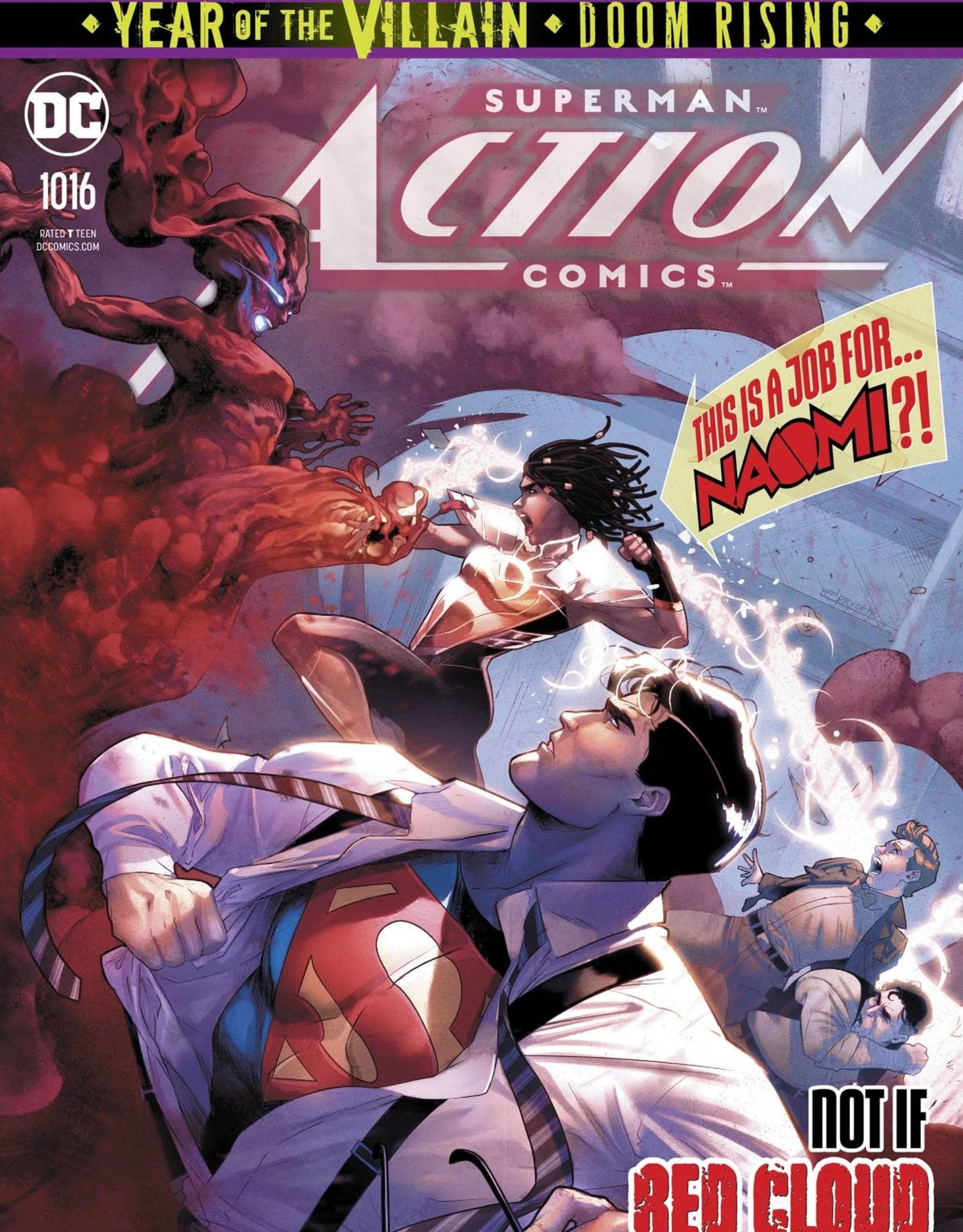 DC Comics Action Comics #1016