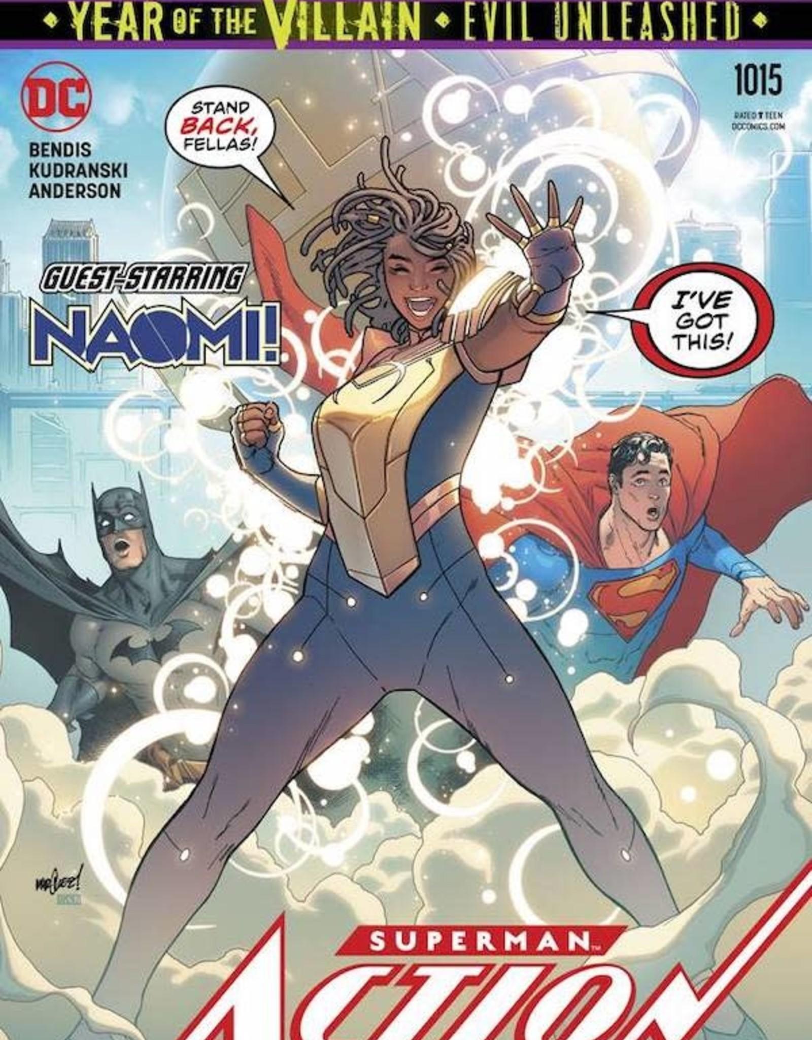 DC Comics Action Comics #1015