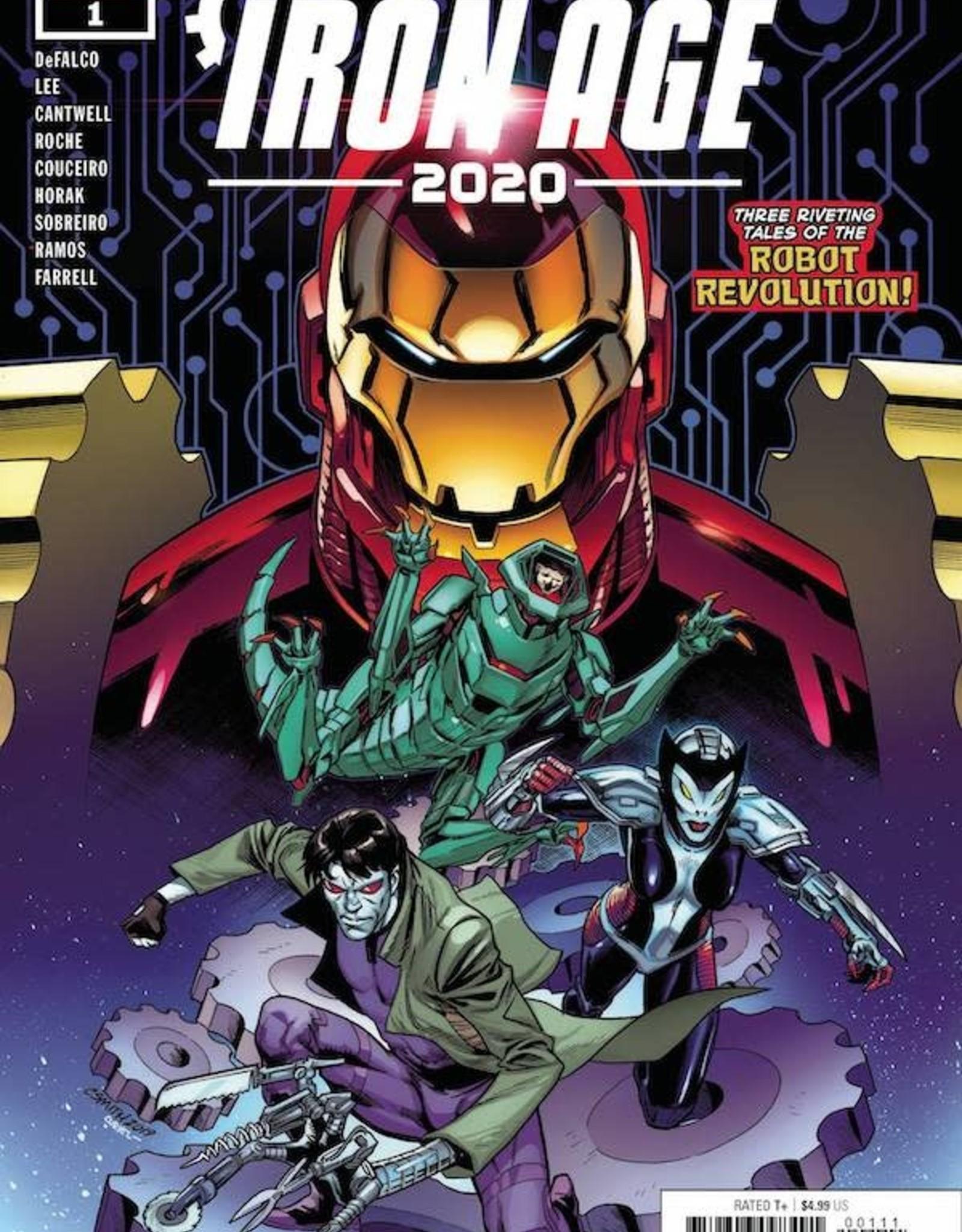 Marvel Comics 2020 Iron Age #1