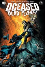 DC Comics Dceased Dead Planet #3 Cvr A David Finch