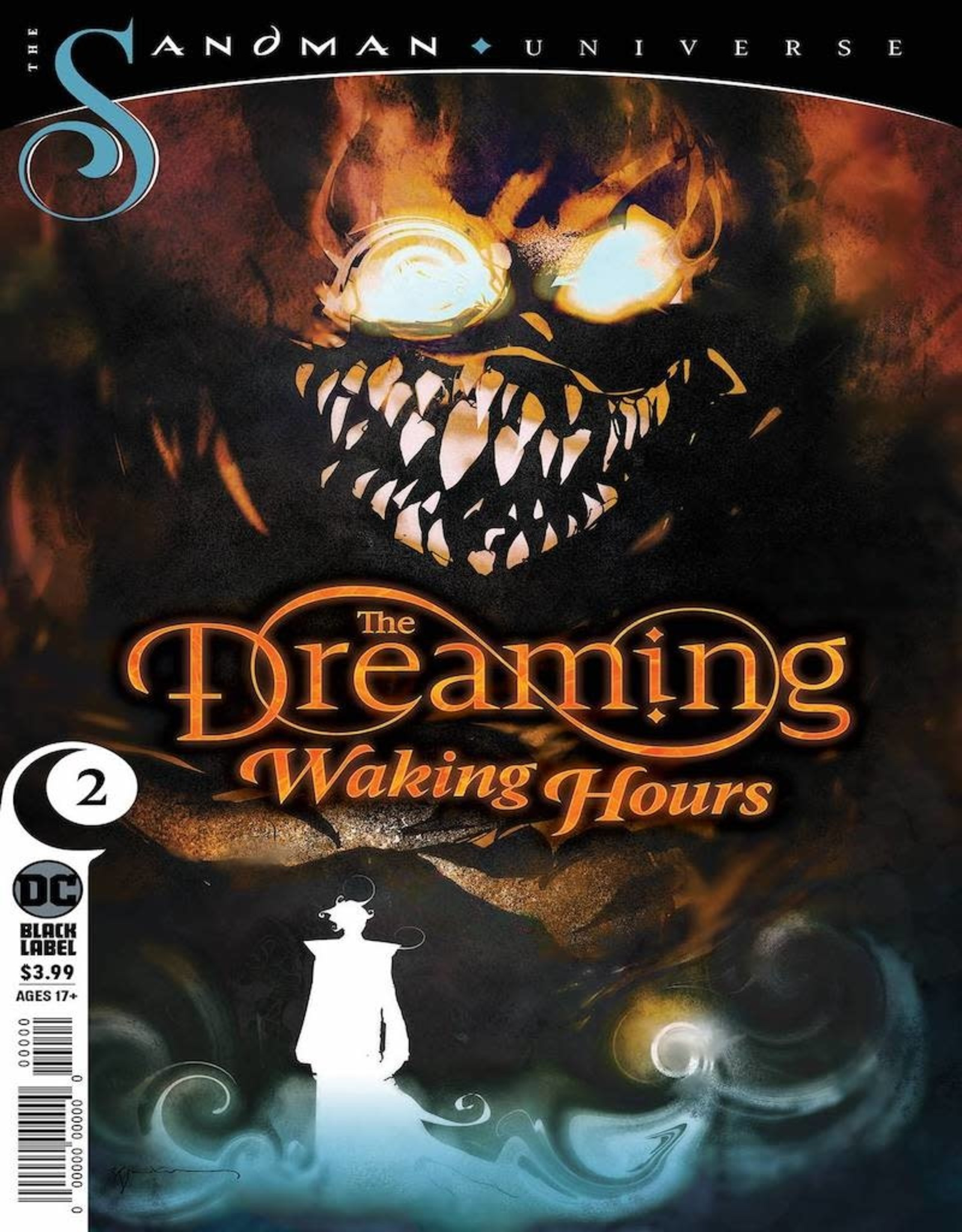 DC Comics Dreaming Waking Hours #2