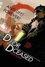 DC Comics Dceased Dead Planet #3 Cvr C Yasmine Putri Movie Homage Card Stock Var
