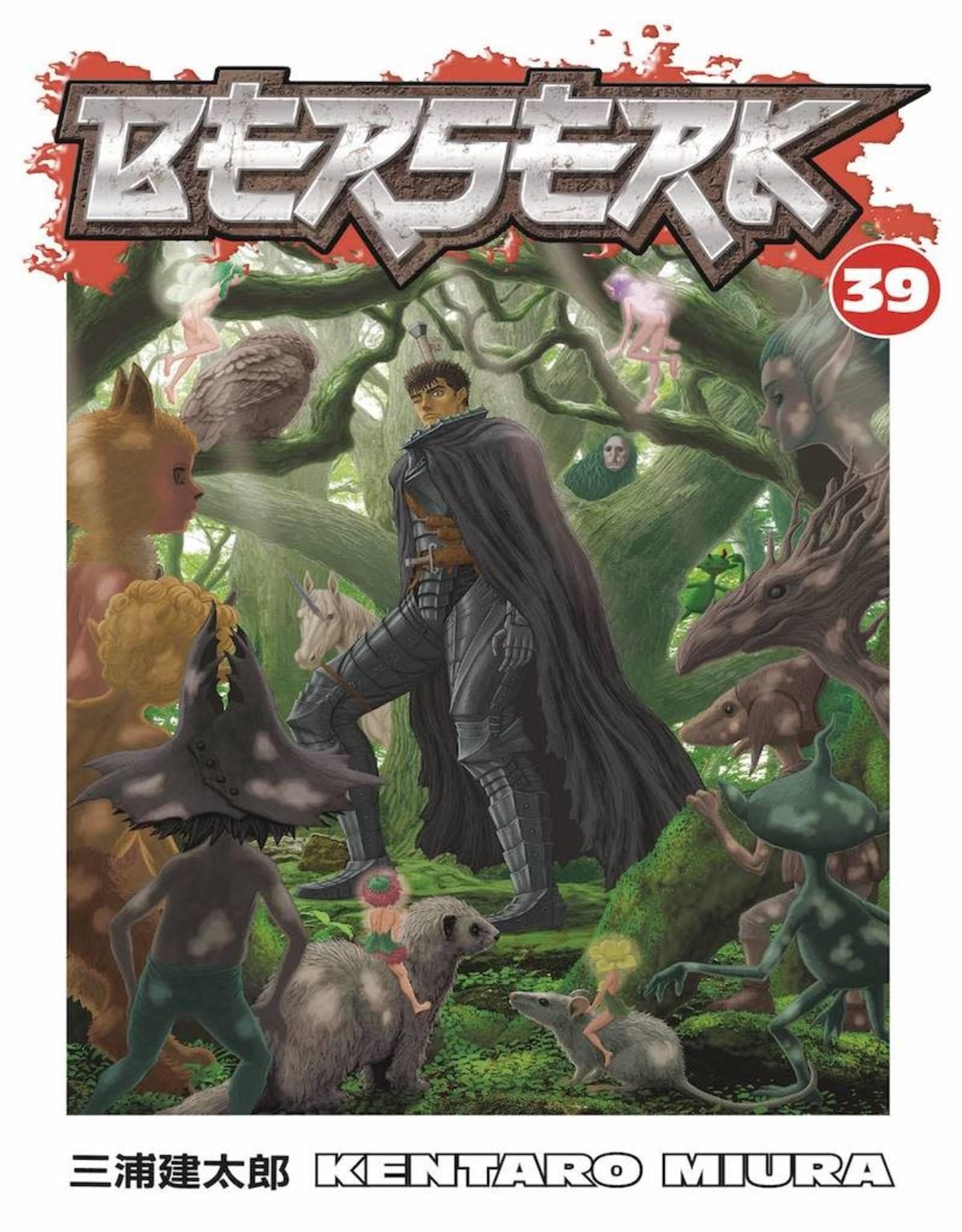 Dark Horse Comics Berserk Vol 39 GN