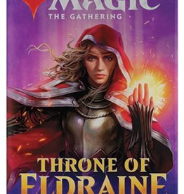 Wizards of the Coast Magic The Gathering: Throne Of Eldraine Booster Pack