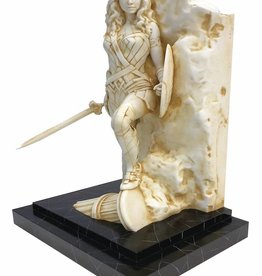 Factory Entertainment Wonder Woman Neo Classical Marble Finish Fine Art Statue