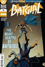 DC Comics Batgirl #49 Cvr A Giuseppe Camuncoli (Joker War)