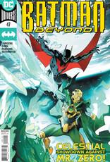 DC Comics Batman Beyond #47 Cvr A Dan Mora
