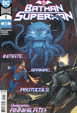 DC Comics Batman Superman #12 Cvr A David Marquez