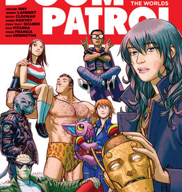 DC Comics Doom Patrol Weight Of The Worlds TP