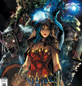 DC Comics Justice League Dark #26 Cvr B Kael Ngu Card Stock Var